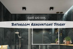 Bathroom Renovations Sydney Contact Number